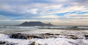 View to Table Mountain Stock Photography