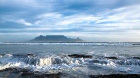 View to Table Mountain Stock Photos
