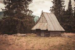 Tatra Mountains national park in Zakopane Stock Image