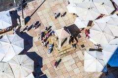 View to Verona fromTorre dei Lamberti Stock Photography