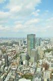 View of Tokyo City Stock Photo