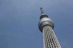 View of TOKYO Skytree Royalty Free Stock Photography