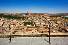 View of Toledo Stock Photos