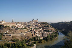 View of Toledo Royalty Free Stock Photos