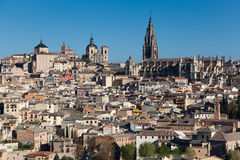 View of Toledo Stock Photo