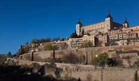 View of Toledo Royalty Free Stock Photo
