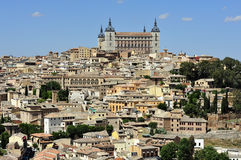 View of Toledo (Spain) Royalty Free Stock Image