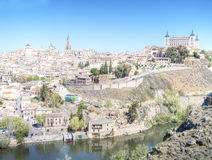 View of Toledo, Spain Stock Image