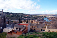 View of Toledo spain Stock Photo
