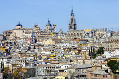 View Toledo Spain Royalty Free Stock Image