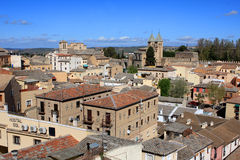 View of Toledo, Spain Royalty Free Stock Image