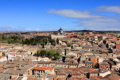 View of Toledo, Spain Royalty Free Stock Photos