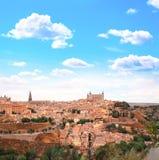 View of Toledo, Spain Stock Photos
