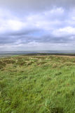 A view from the top of Knockanore hill Royalty Free Stock Image