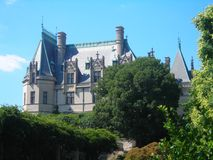 MAJESTIC BILTMORE HOUSE, ASHEVILLE stock photos