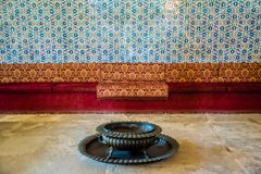 View of Topkapi Palace in Istanbul, Turkey stock photos
