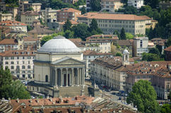 View of torino Royalty Free Stock Photography
