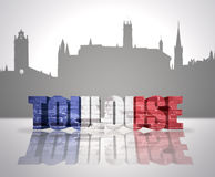 View of Toulouse Royalty Free Stock Photos