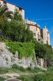 View of Tourrettes-sur-Loup Stock Photography