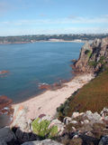 View toward St Brelades Bay, Jersey Stock Photography