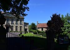 Free View Towards Rook Lane Chapel, Bath Street,, Frome, Somerset, England Royalty Free Stock Photo - 157480965