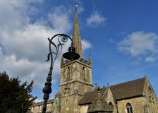 Free View Towards St John`s Church, Frome, Somerset, England Royalty Free Stock Photo - 157481305