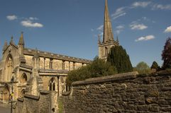 Free View Towards St John`s Church, Frome, Somerset, England Royalty Free Stock Photo - 157481605