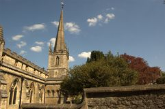 Free View Towards The Church Of St John The Baptist, Frome, Somerset, England Stock Photography - 157481552