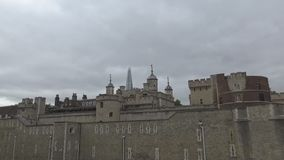 Tower castle stock footage