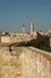 View on Tower Of David Stock Images