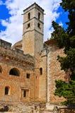 Monastery of Santes Creus, Spain Stock Photography