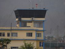 Surkhet Airport, Birendranagar royalty free stock photography