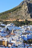 View of the town Chefchaouen Royalty Free Stock Photos