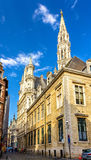 View of the Town Hall of Brussels Stock Photo