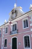 Oeiras Town Hall Royalty Free Stock Image