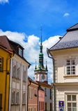 View of the town hall in Olomouc, Czech Republic Royalty Free Stock Image