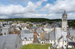 Loches Royalty Free Stock Photography