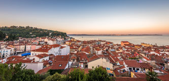 View of the Town Piran, Slovenia Stock Image