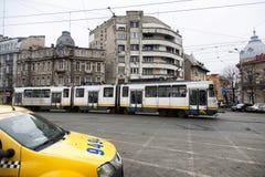 Tram Stock Photo