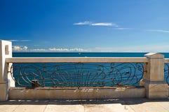View of Trani. Puglia. Italy. Stock Photo