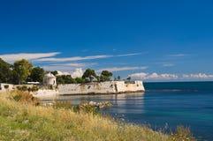 View of Trani. Puglia. Italy. Stock Photography