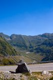 View from Transfagarasan Royalty Free Stock Photo