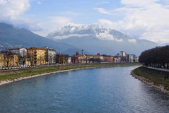 View of Trento, Italy Stock Photos