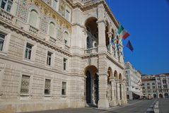 View of Trieste Royalty Free Stock Photos