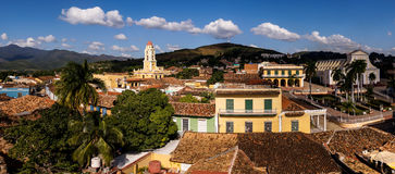 A view of Trinidad, Cuba Royalty Free Stock Images