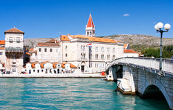 View of Trogir, Croatia Stock Photos