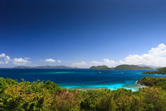 Trunk Bay, St John, USVI Stock Photos