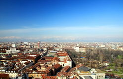 View of Turin Stock Photography