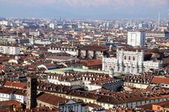 View of Turin Royalty Free Stock Photos