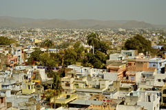 View of Udaipur Stock Photography